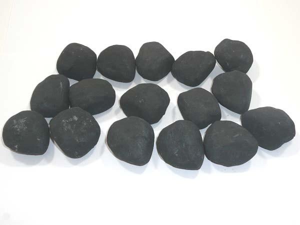 16 x Ceramic Coals